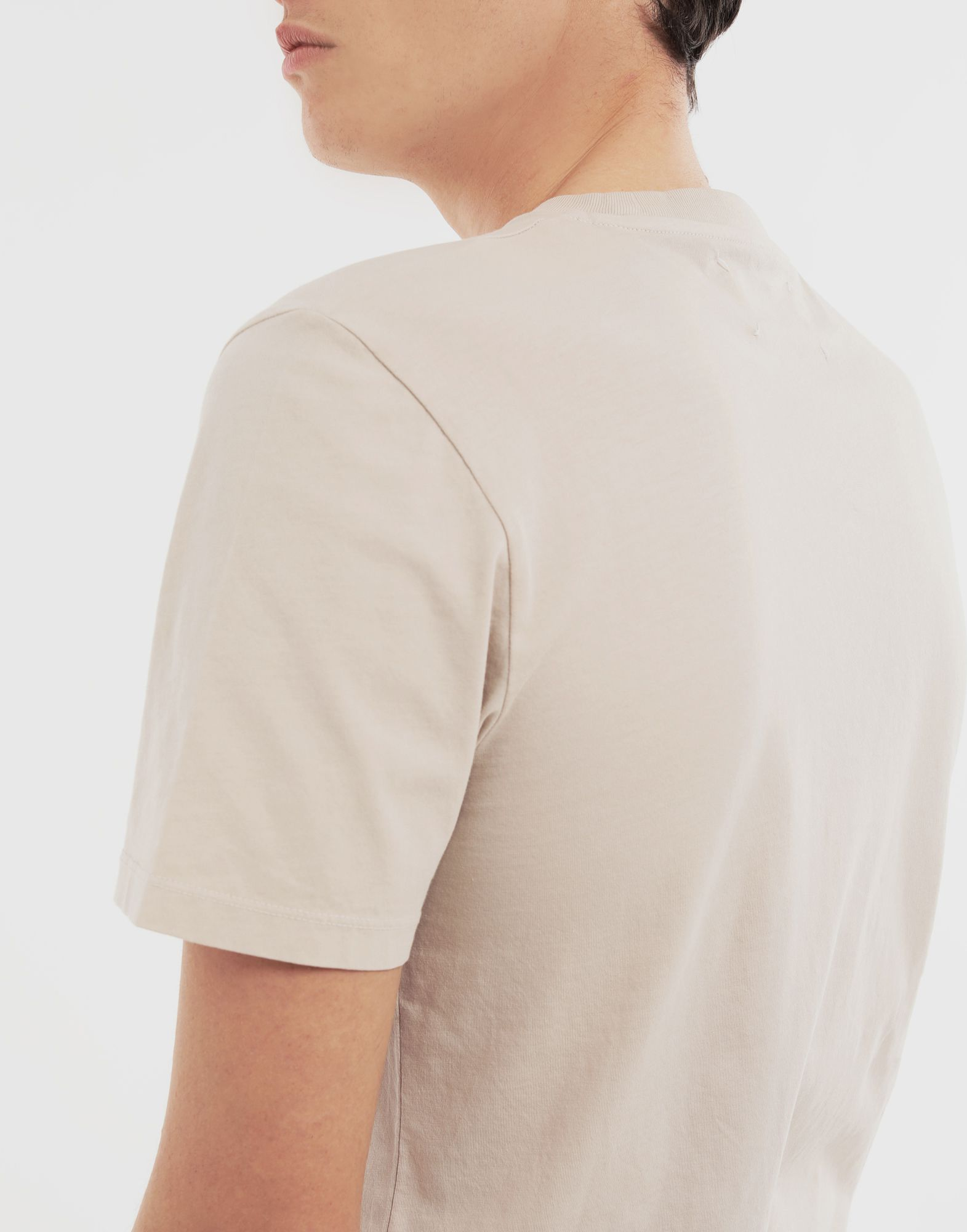 MAISON MARGIELA Cotton T-shirt Short sleeve t-shirt Man b