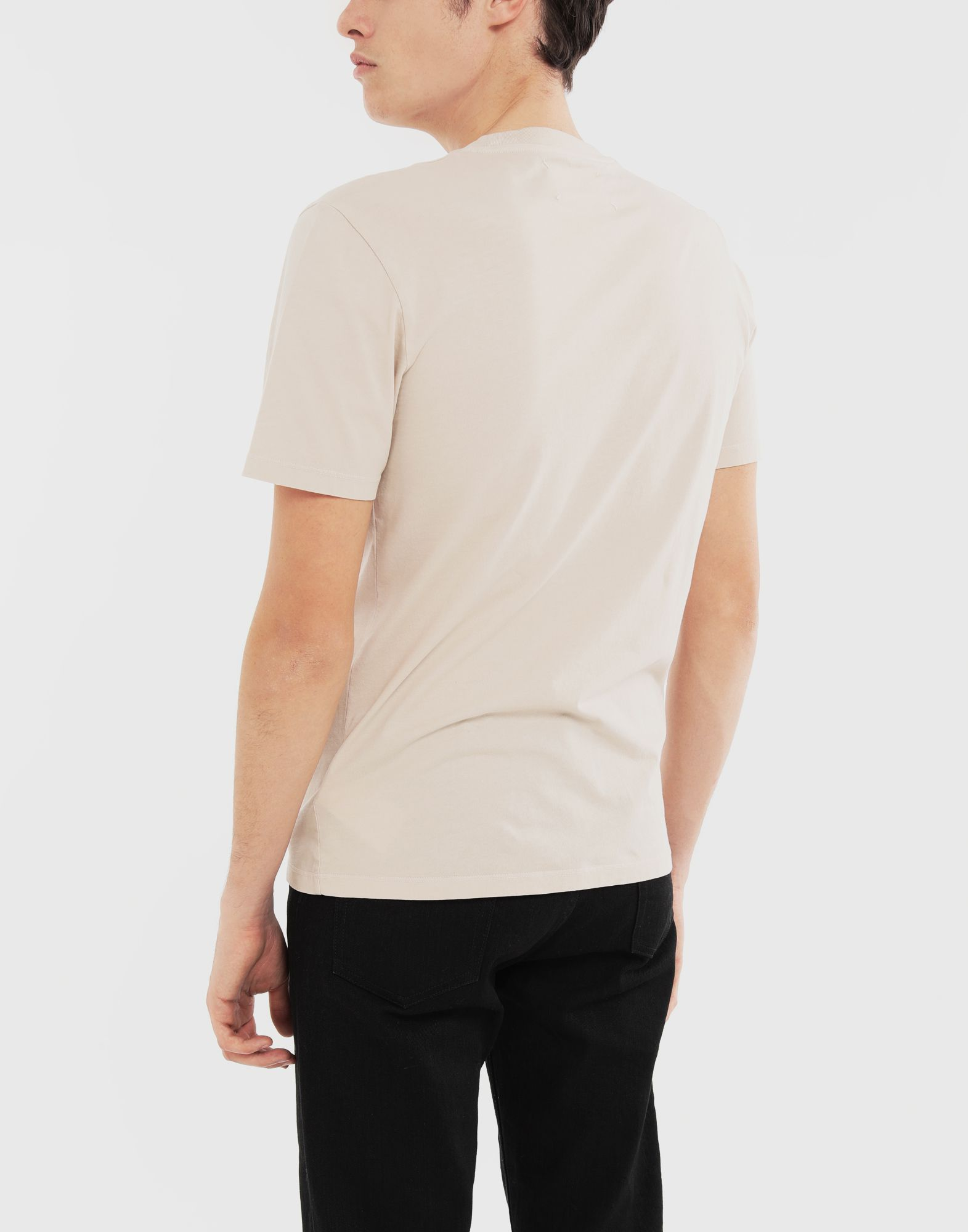 MAISON MARGIELA Cotton T-shirt Short sleeve t-shirt Man e