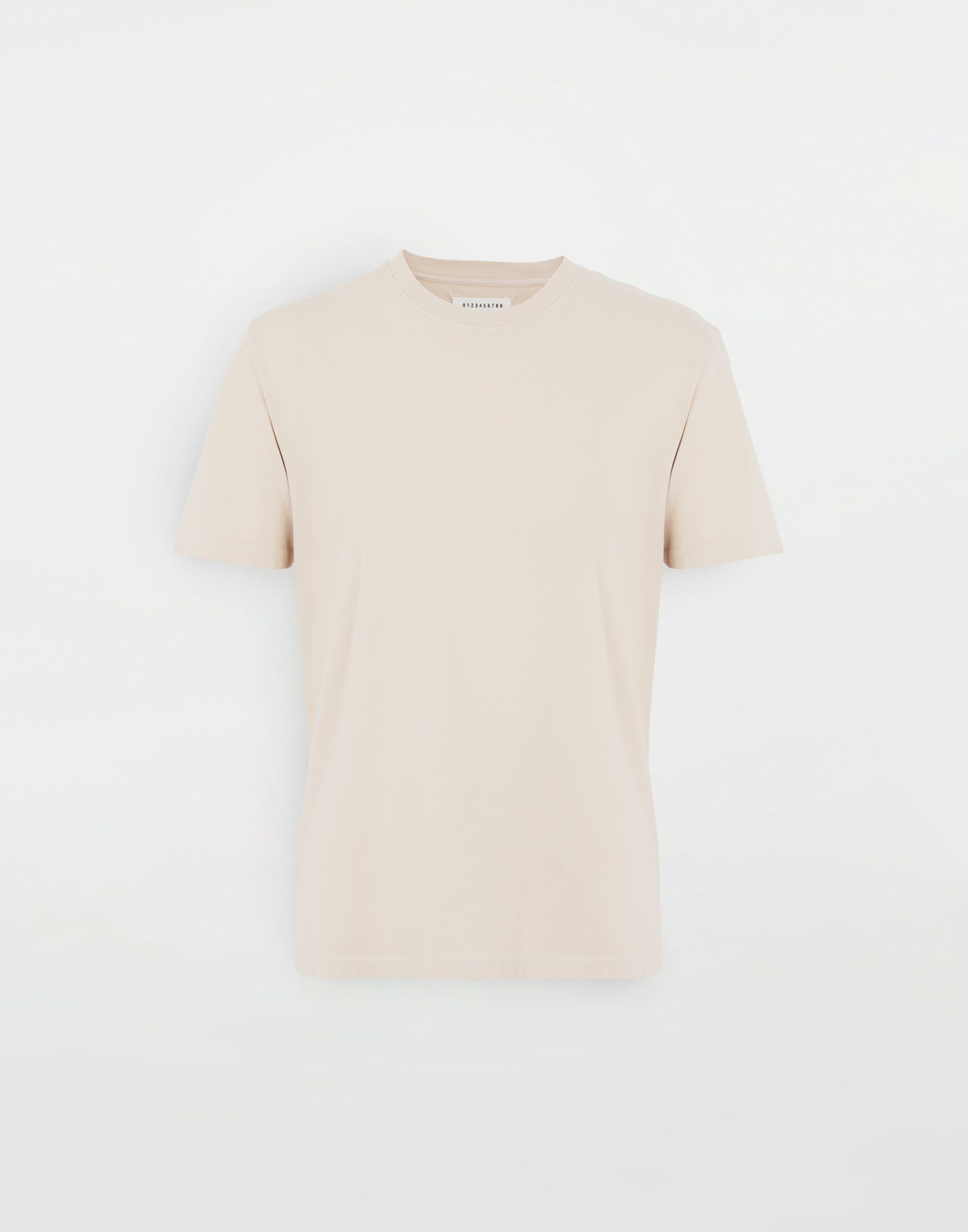 MAISON MARGIELA Cotton T-shirt Short sleeve t-shirt Man f