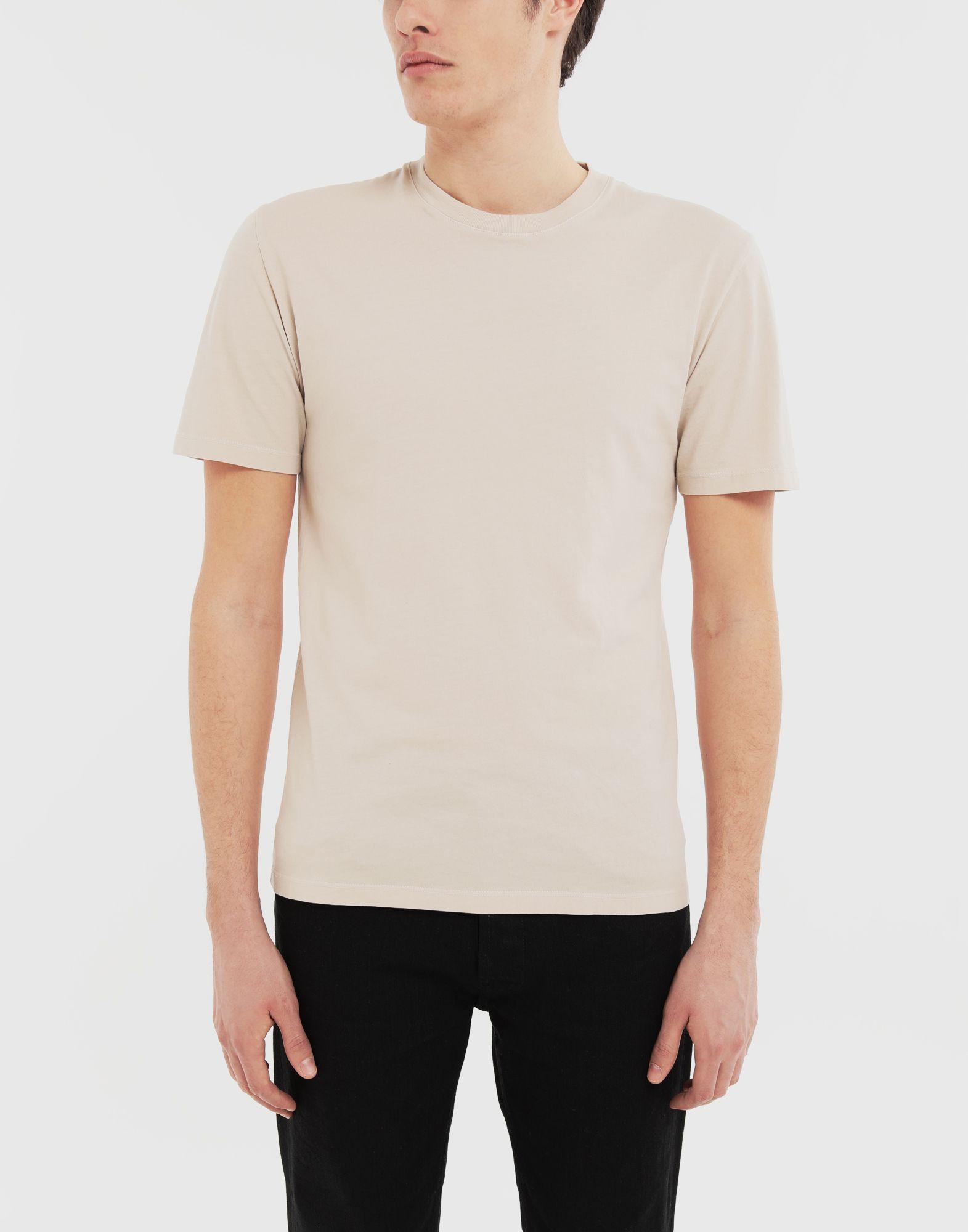 MAISON MARGIELA Cotton T-shirt Short sleeve t-shirt Man r