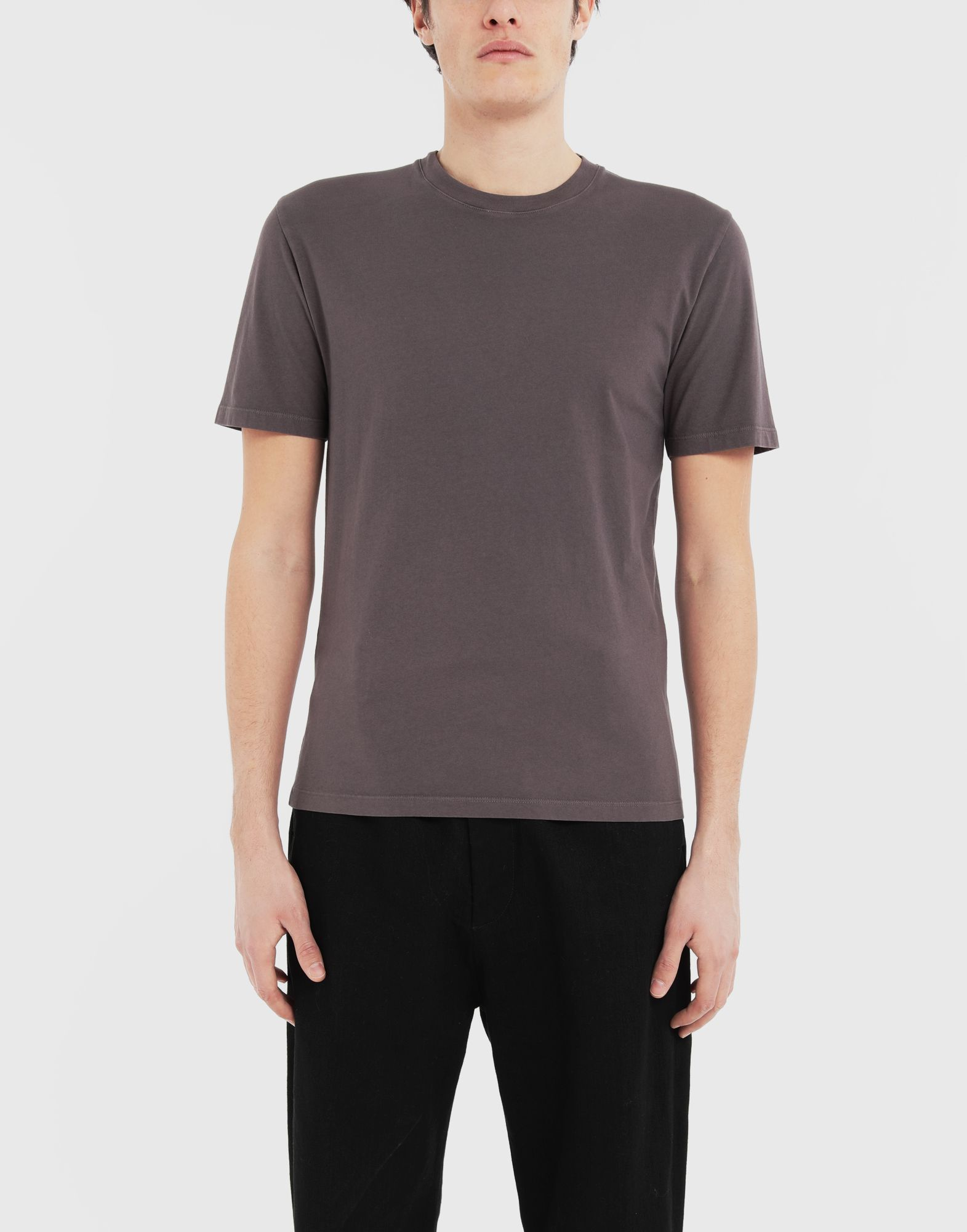 MAISON MARGIELA Cotton T-shirt Short sleeve t-shirt Man r