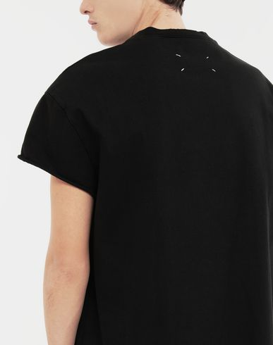 TOPS Oversized T-shirt Black