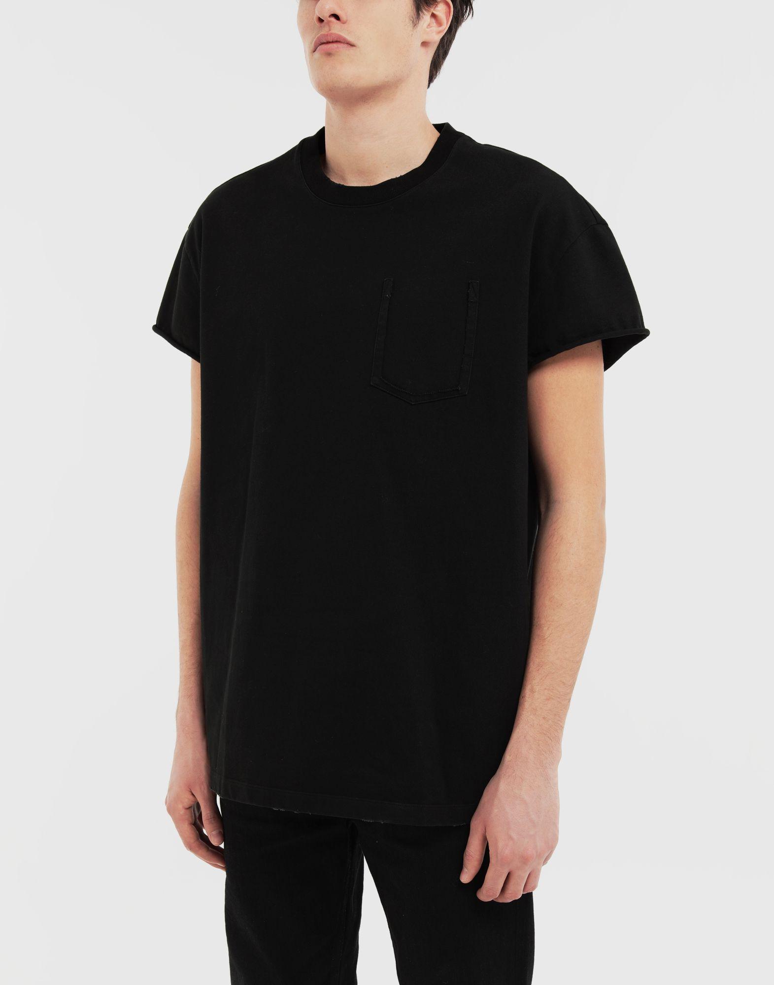 MAISON MARGIELA Oversized T-shirt Short sleeve t-shirt Man r