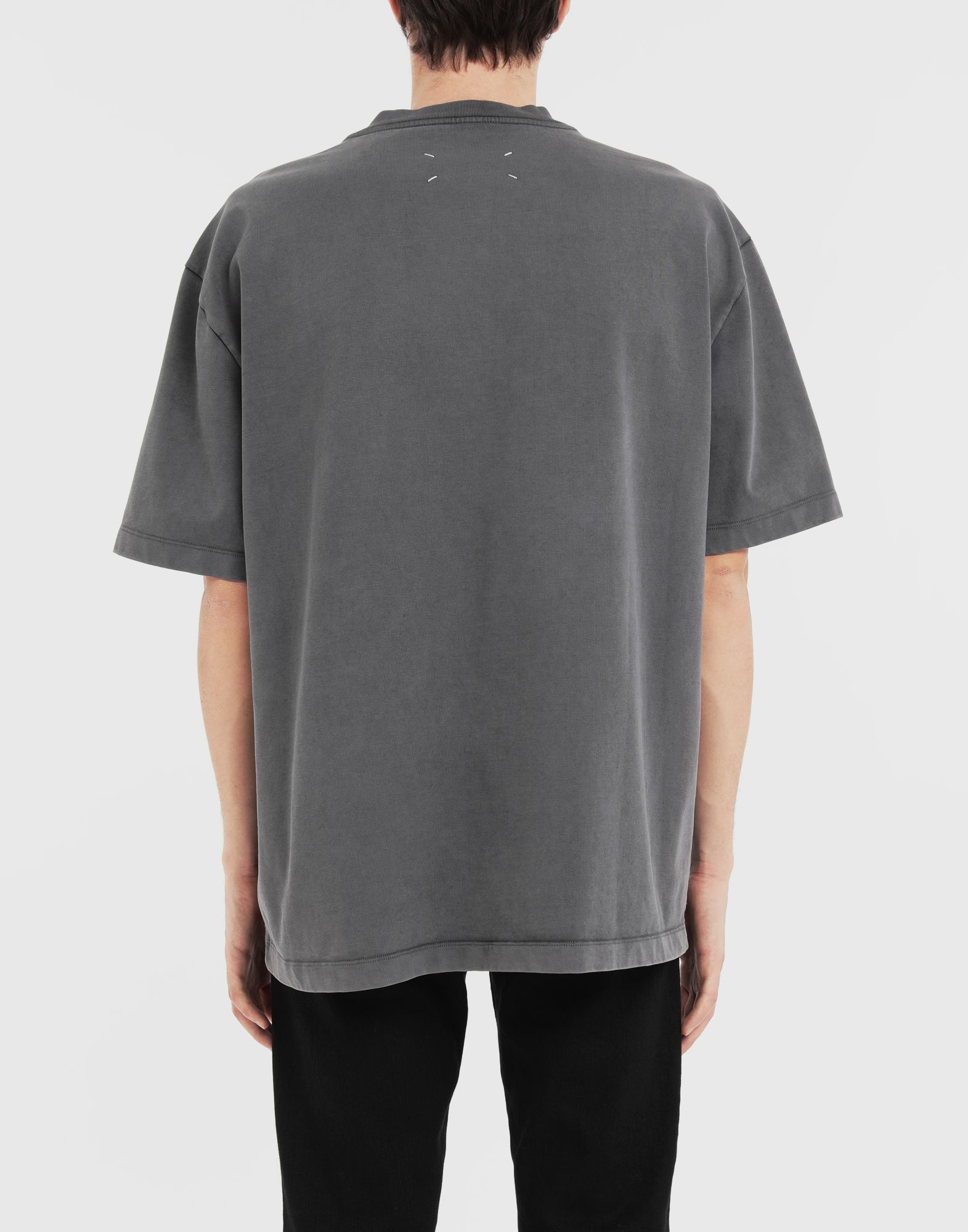 MAISON MARGIELA 'Caution' T-shirt Short sleeve t-shirt Man e