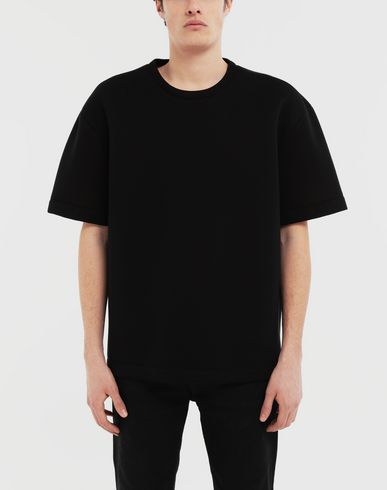 TOPS Scuba oversized top Black