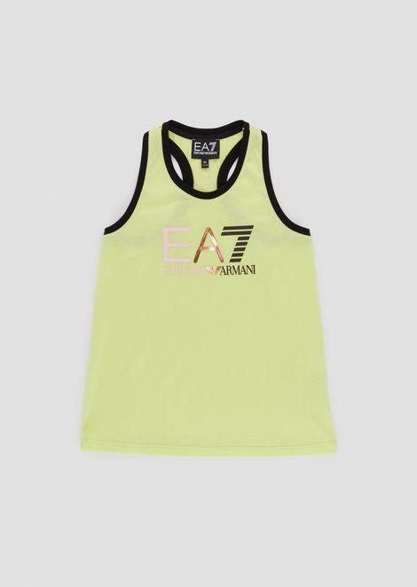 EMPORIO ARMANI Camiseta de tirantes Mujer f
