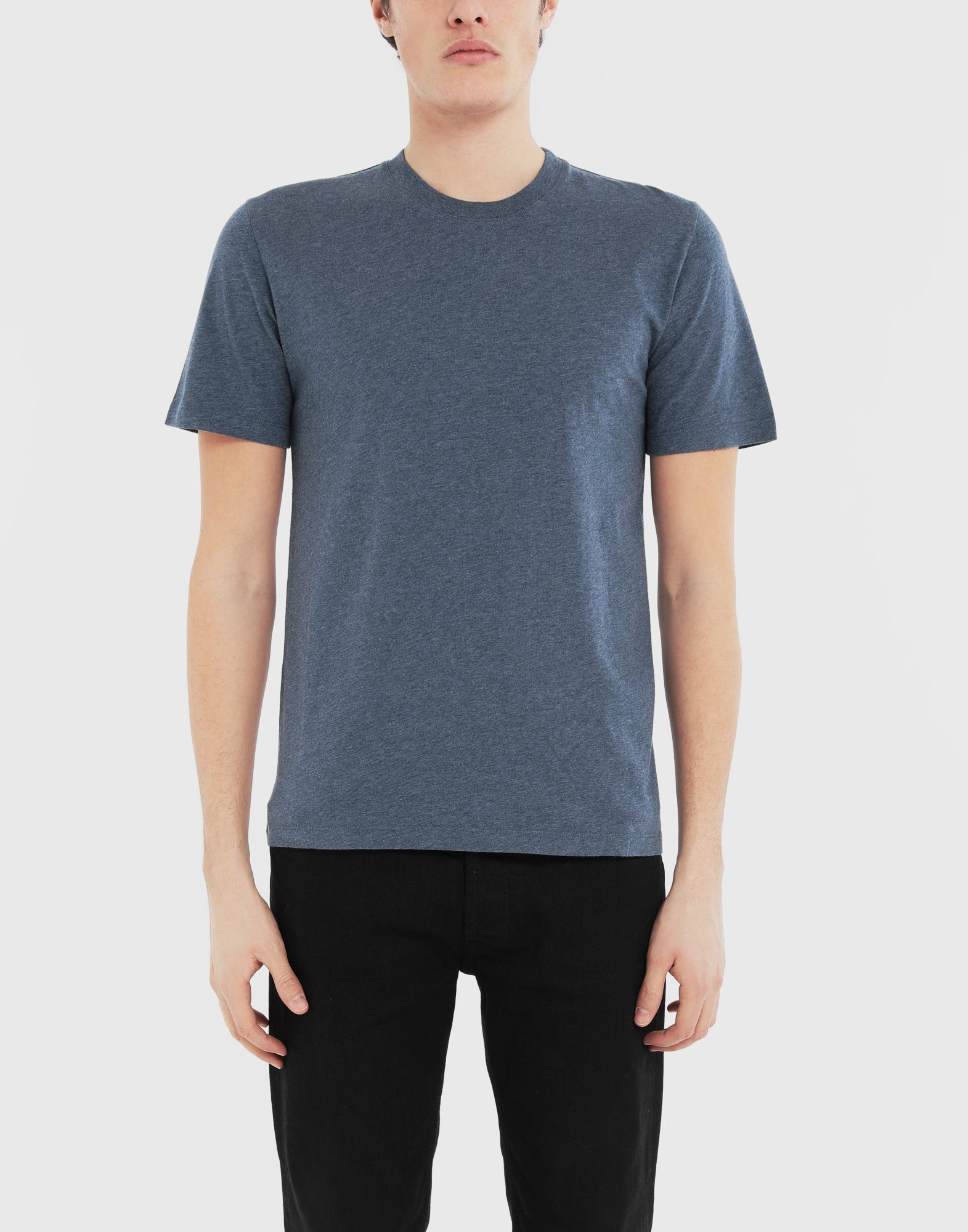 MAISON MARGIELA 3er Pack T-Shirts Stereotype Kurzärmliges T-Shirt Herren b