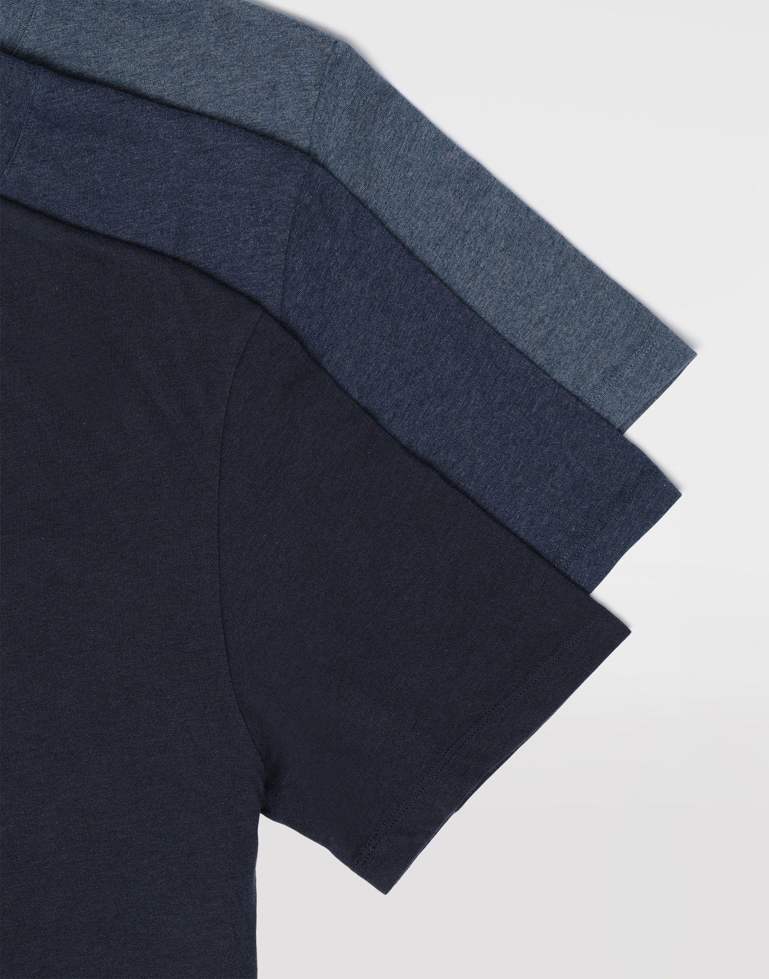 MAISON MARGIELA 3er Pack T-Shirts Stereotype Kurzärmliges T-Shirt Herren e