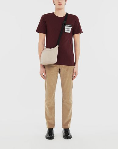TOPS Stereotype T-shirt Maroon