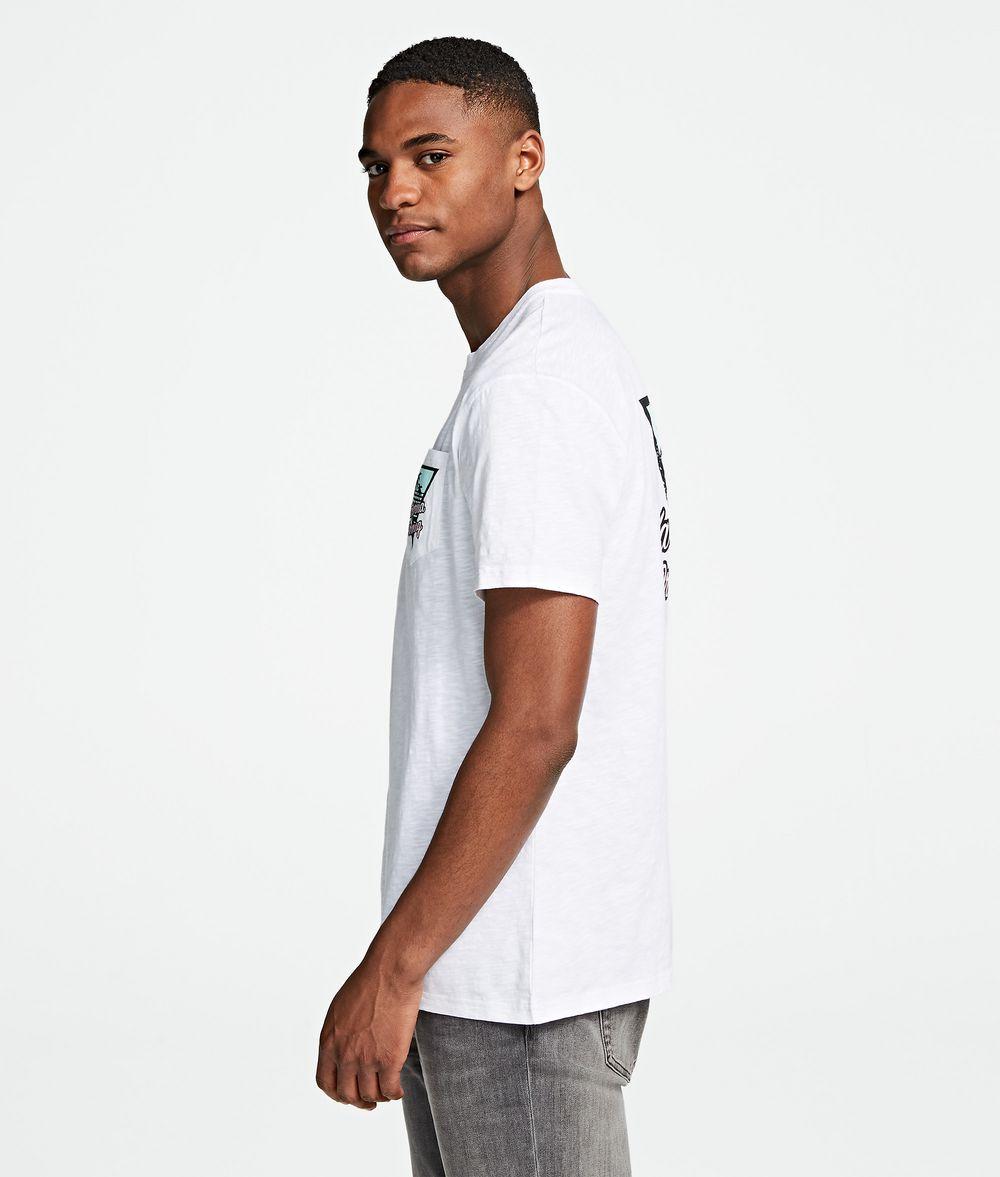 KARL LAGERFELD K/Karlifornia Pocket T-Shirt T-shirt Man d