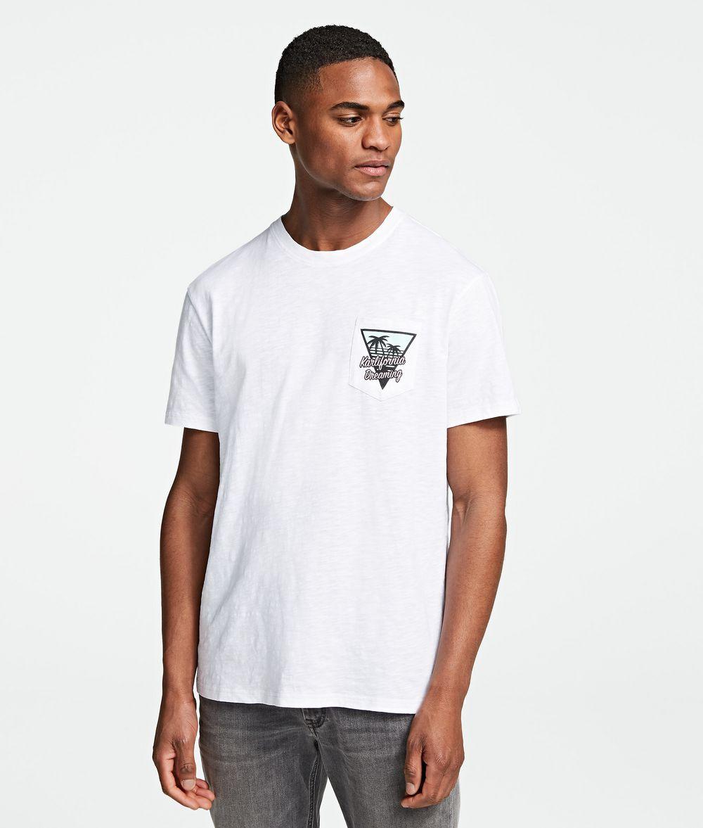 KARL LAGERFELD K/Karlifornia Pocket T-Shirt T-shirt Man f