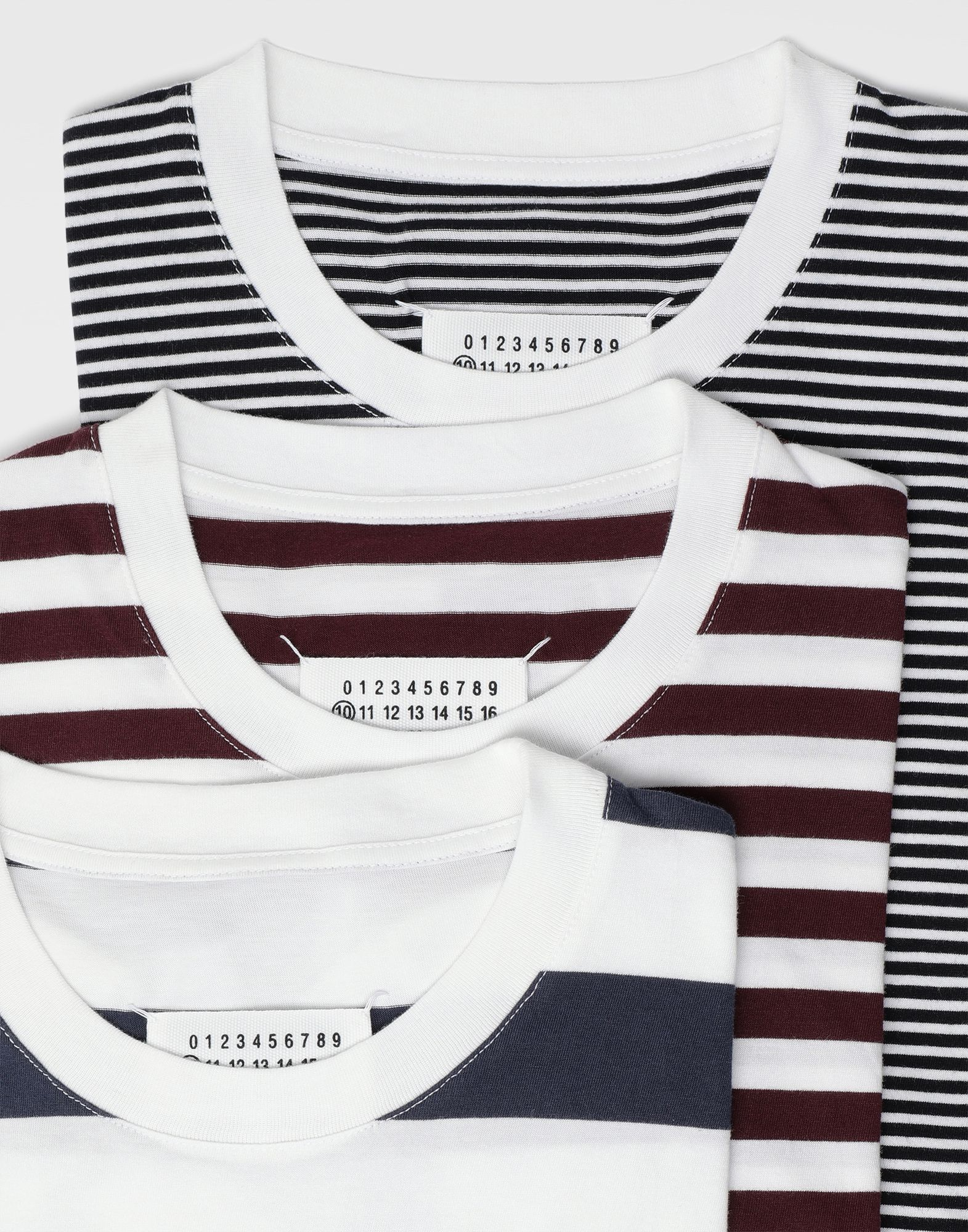 MAISON MARGIELA 3 T-shirts Stereotype T-shirt manches courtes Homme d