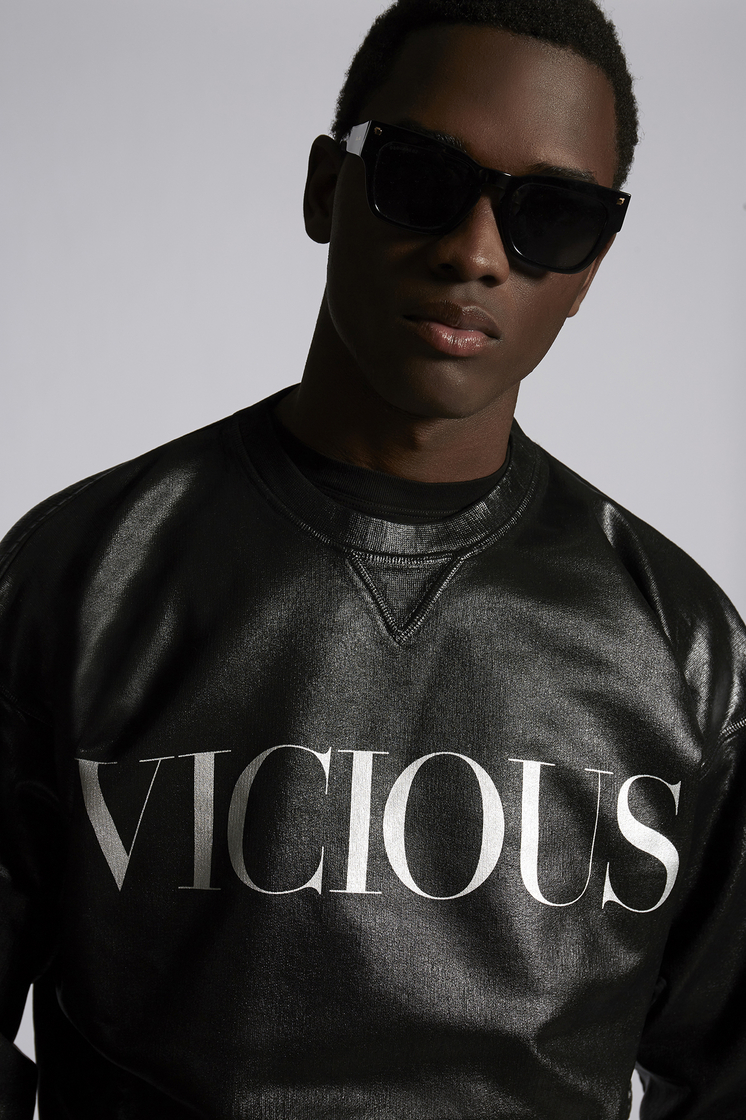 DSQUARED2 Vicious Sweatshirt Sweatshirt Man