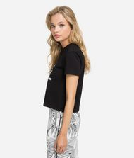 KARL LAGERFELD K/Karlifornia Cropped T-Shirt 9_f