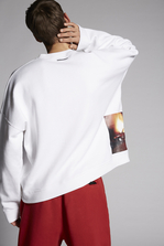 DSQUARED2 Mert & Marcus 1994 x Dsquared2 Slouch Sweatshirt Sweatshirt Man