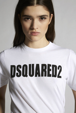 DSQUARED2 Dsquared2 T-Shirt Short sleeve t-shirt Woman