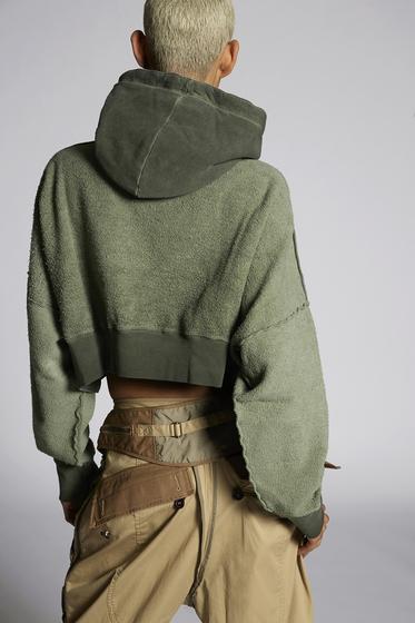 DSQUARED2 Sweatshirt Woman b