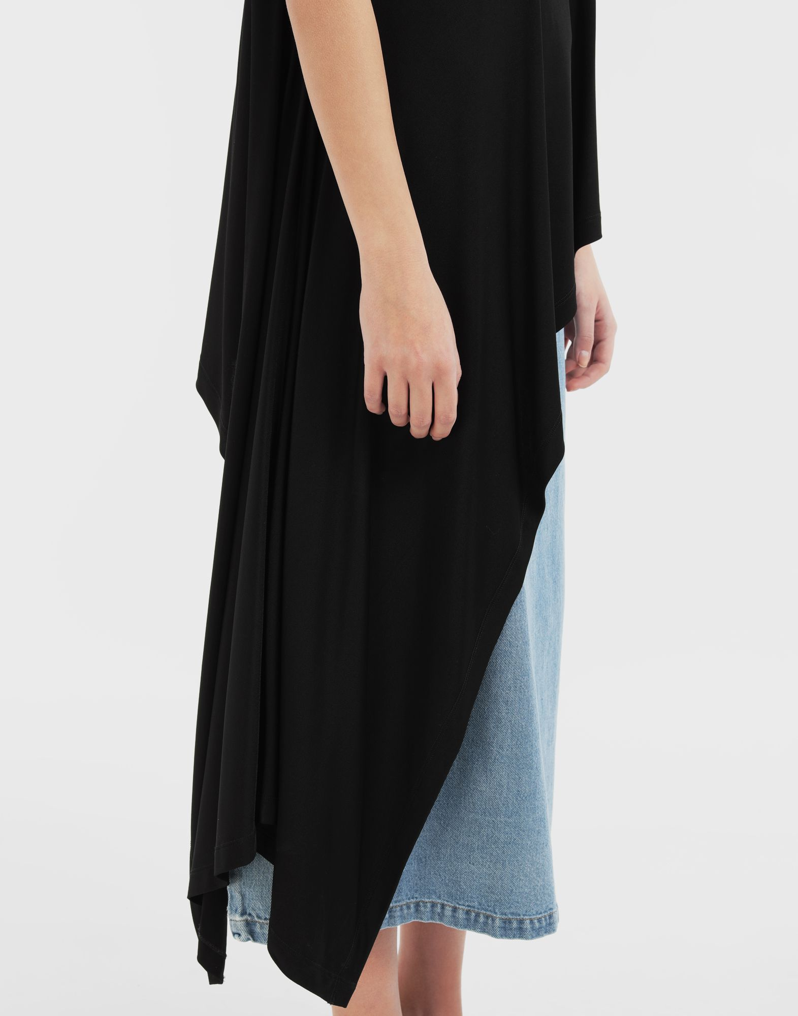MM6 MAISON MARGIELA Asymmetric top Top Woman b