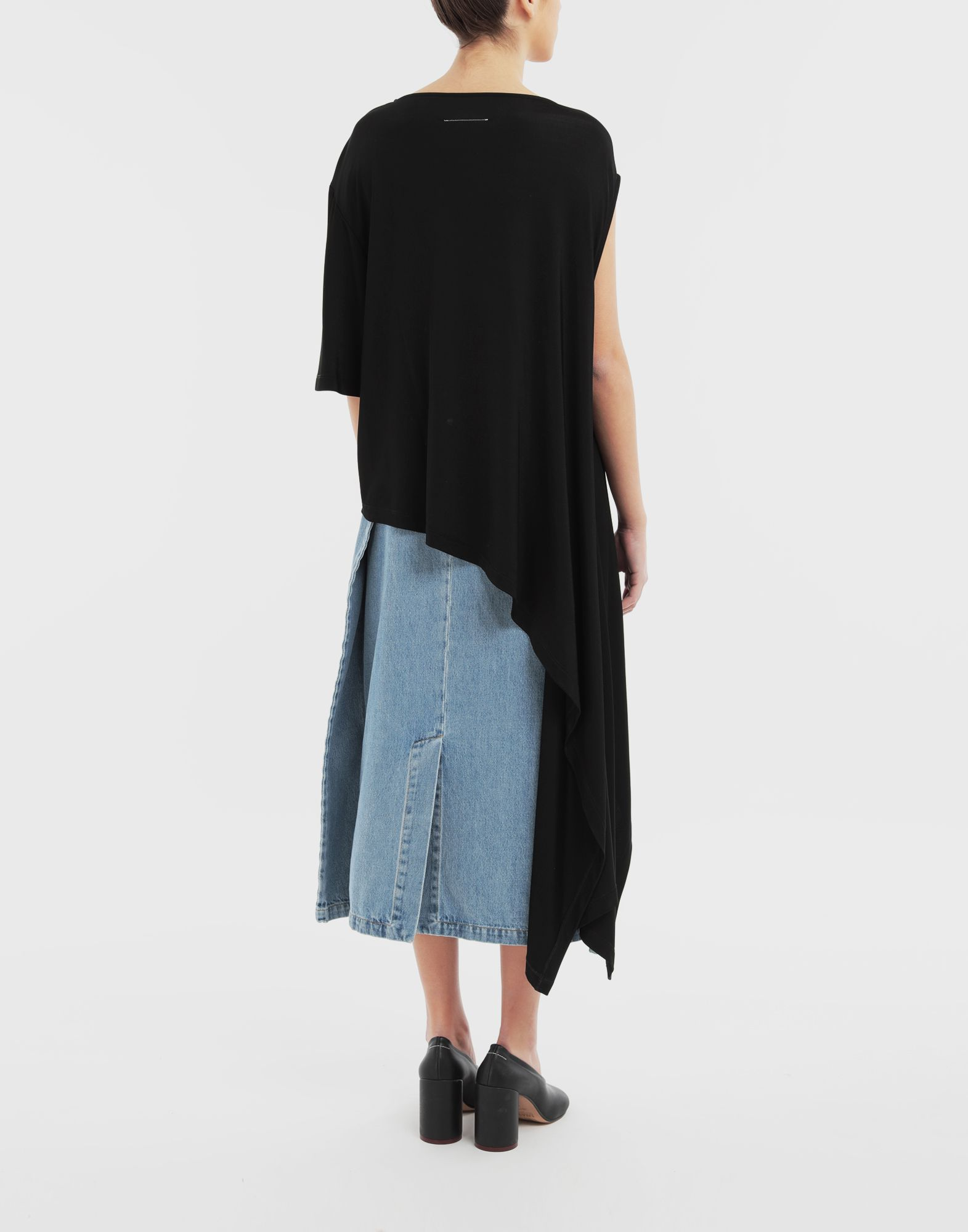 MM6 MAISON MARGIELA Asymmetric top Top Woman e