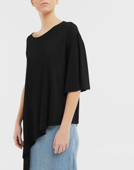 MM6 MAISON MARGIELA Asymmetric top Top Woman a
