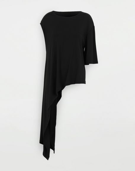 MM6 MAISON MARGIELA Asymmetric top Top Woman f