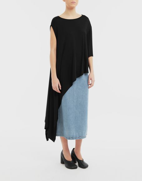 MM6 MAISON MARGIELA Asymmetric top Top Woman r