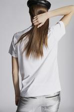 DSQUARED2 Graffiti T-Shirt Short sleeve t-shirt Woman