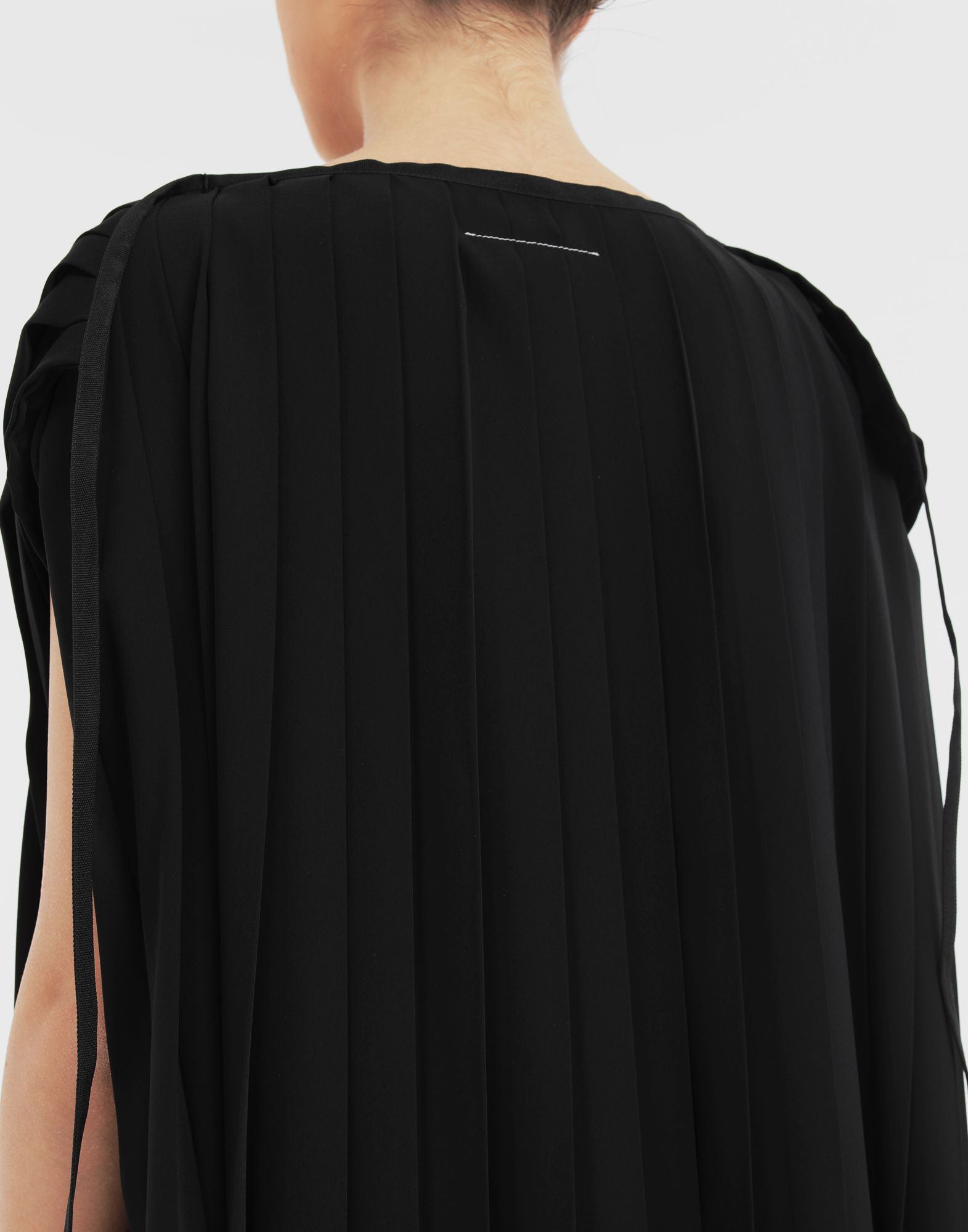 MM6 MAISON MARGIELA Pleated top Top Woman b