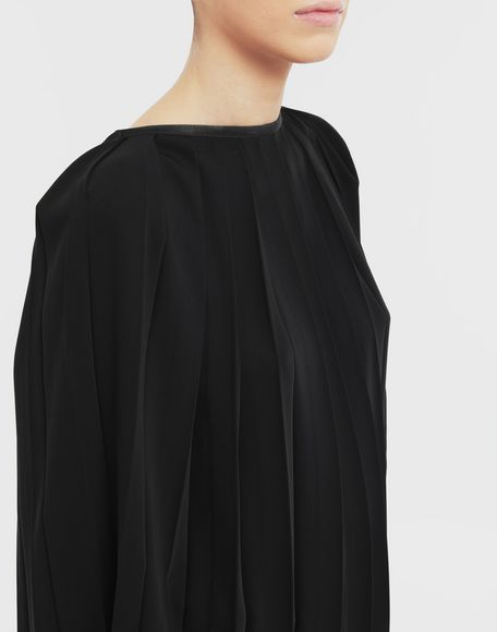 MM6 MAISON MARGIELA Pleated top Top Woman a