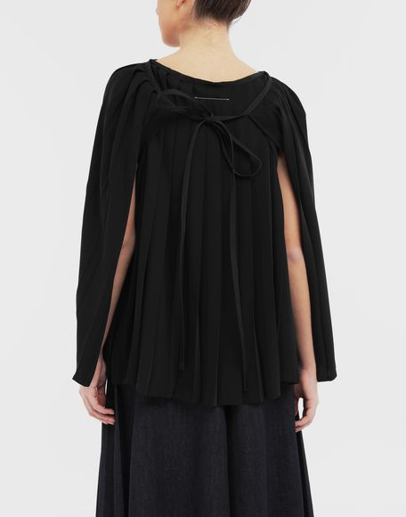 MM6 MAISON MARGIELA Pleated top Top Woman e