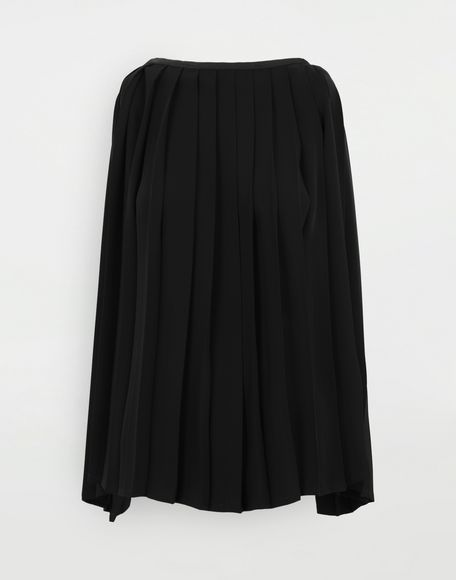 MM6 MAISON MARGIELA Pleated top Top Woman f