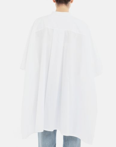 TOPS Oversized tunic White