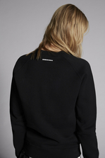 DSQUARED2 Mert & Marcus 1994 x Dsquared2 Classic Raglan Sweatshirt Sweatshirt Woman