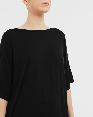 TOPS & TEES Oversized T-shirt Black