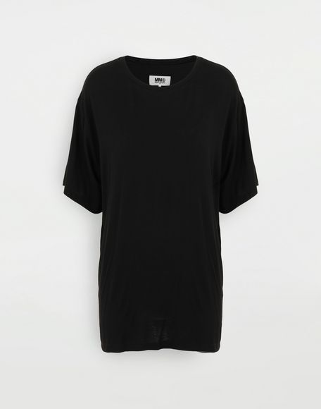 MM6 MAISON MARGIELA Oversized T-shirt Short sleeve t-shirt Woman f