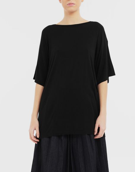 MM6 MAISON MARGIELA Oversized T-shirt Short sleeve t-shirt Woman r