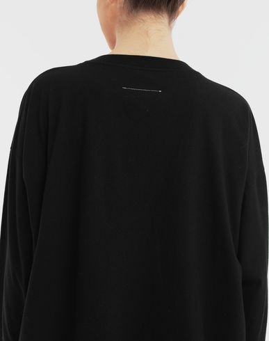 TOPS & TEES 'Humans' sweatshirt Black