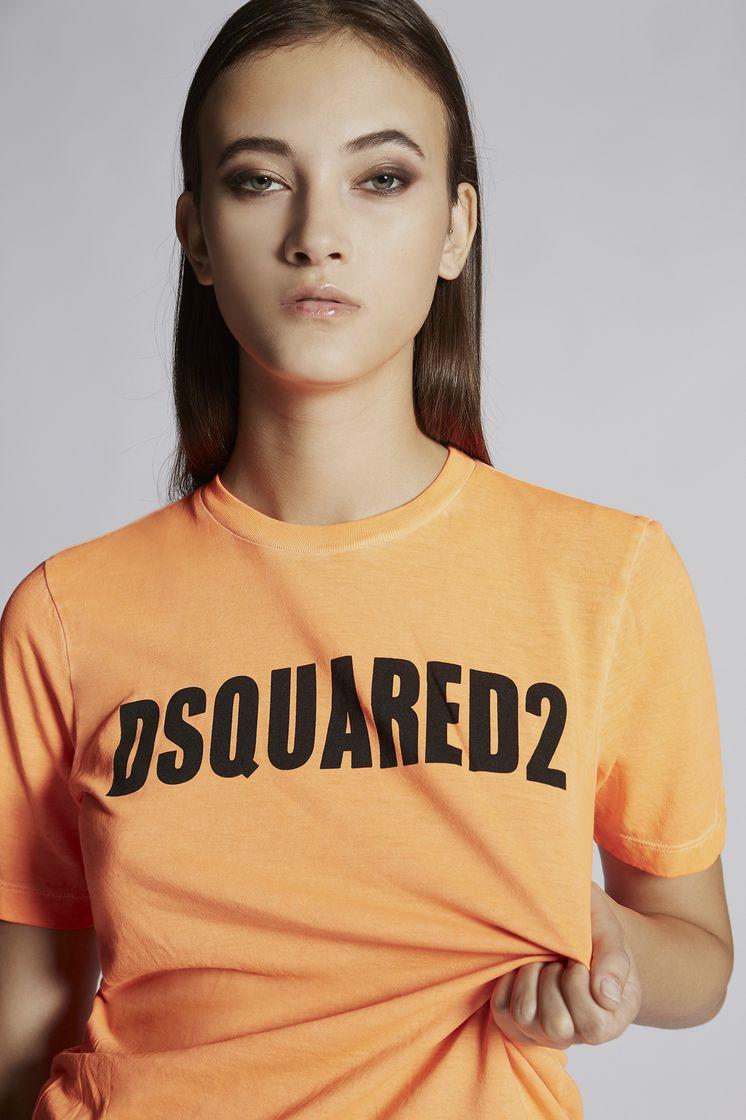 DSQUARED2 Dsquared2 T-Shirt Short sleeve t-shirt Woman