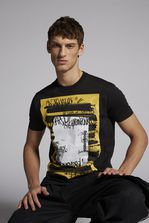 DSQUARED2 Graffiti T-Shirt Short sleeve t-shirt Man