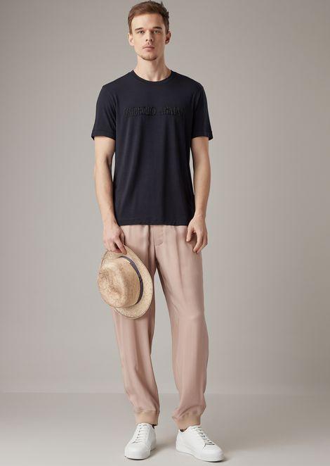 GIORGIO ARMANI T-Shirt Man d