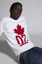 DSQUARED2 D2 Sweatshirt Sweatshirt Man