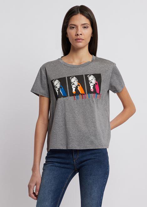 EMPORIO ARMANI Tシャツ レディース f