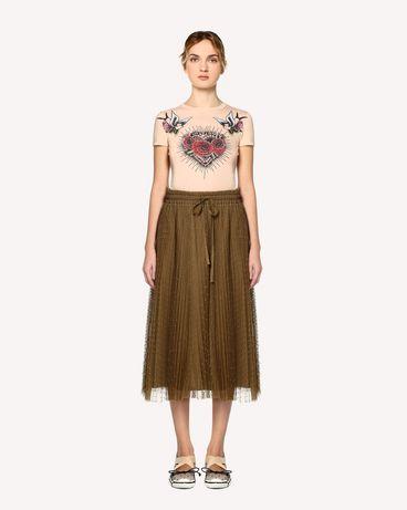 REDValentino RR0MG00TTFH 377 T-Shirt Woman f