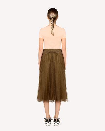 REDValentino RR0MG00TTFH 377 T-Shirt Woman r