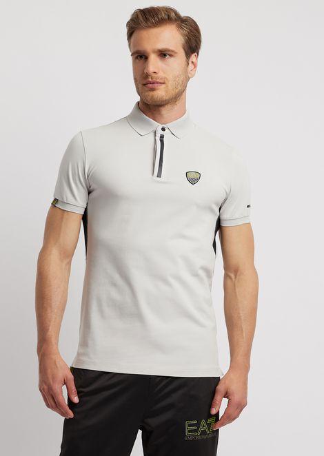 EMPORIO ARMANI Camisa de tipo polo Hombre f
