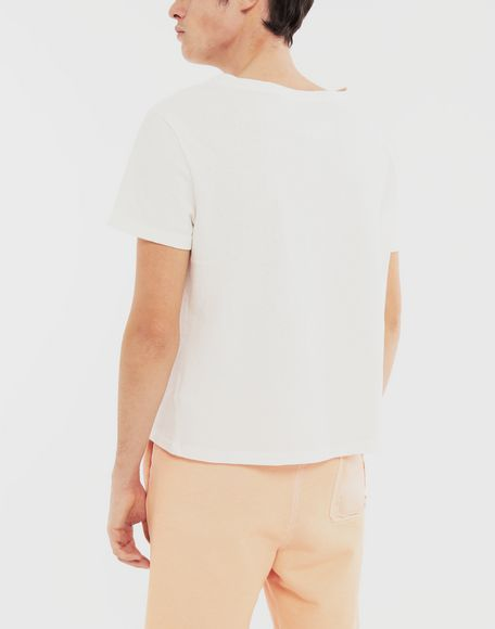 MAISON MARGIELA Sailor printed T-shirt Short sleeve t-shirt Man e