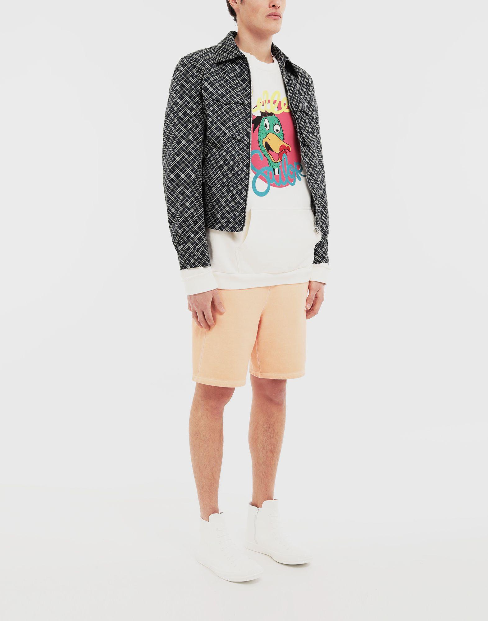 MAISON MARGIELA Sweat-shirt en jersey avec imprimé Sailor Sweatshirt Homme d
