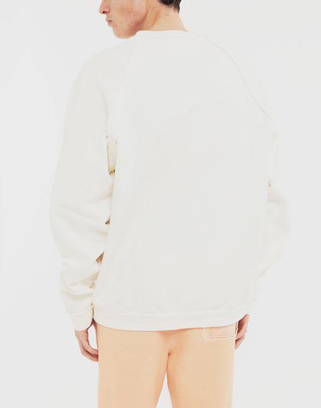 MAISON MARGIELA Sweat-shirt en jersey avec imprimé Sailor Sweatshirt Homme e