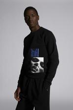 DSQUARED2 Mert & Marcus 1994 x Dsquared2 Classic Raglan Sweatshirt Sweatshirt Man