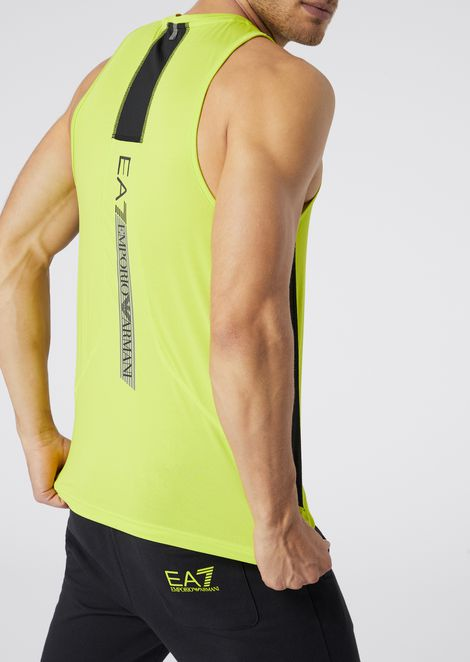Top in breathable Natural Ventus7 fabric